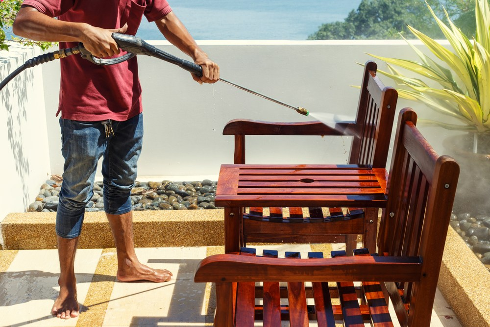 We do more than just clean your home! We do boats, outdoor furniture, and more! Call us for an estimate!