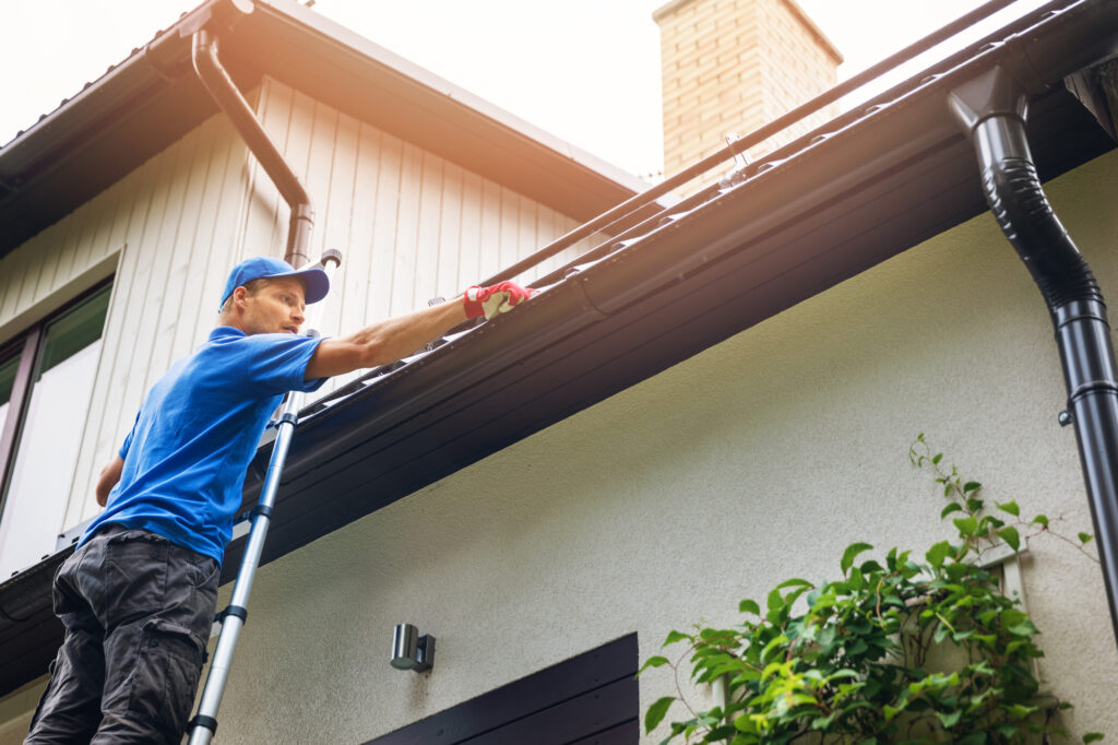 gutter cleaning monrovia ca